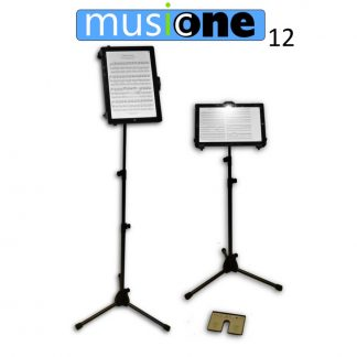 MusicOne 12 digital music stand